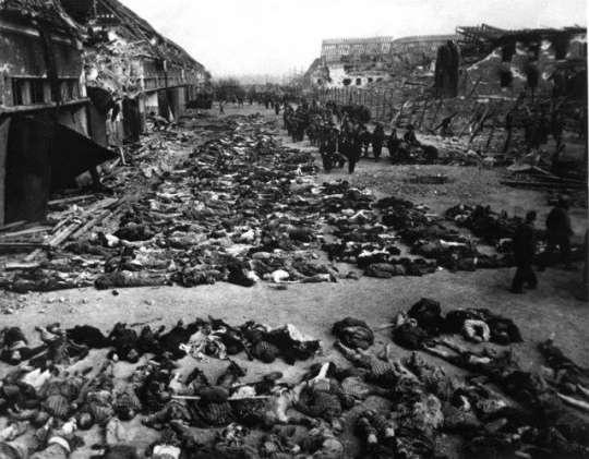 Hitlerin Yəhudilərə qarşı olan amansızlığı